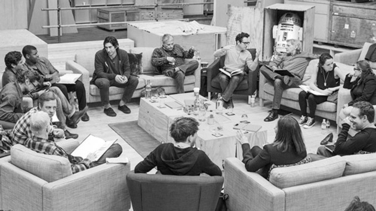 Star Wars Plot Rumors and Happily-Ever-Afters